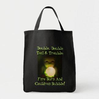 Creepy Zombie Baby Trick or Treat Halloween Bag