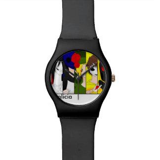 creepypasta watch/item wrist watch