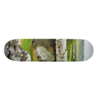 Creevykeel Stones Circles Ireland Court Tombs 4 Skateboard