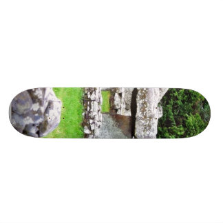 Creevykeel Stones Circles Ireland Court Tombs Custom Skate Board