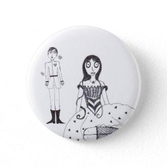 Creey princess, sir Creepy button