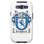 Creighton Family Crest Galaxy S3 Cover