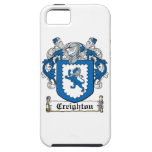 Creighton Family Crest iPhone 5 Cover