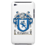 Creighton Family Crest iPod Case-Mate Case