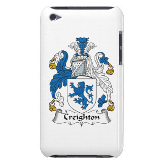 Creighton Family Crest iPod Touch Covers