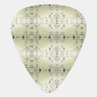 Crem de Lace Guitar Pick