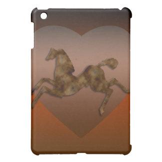 Crema del caramelo de los caballos salvajes #1