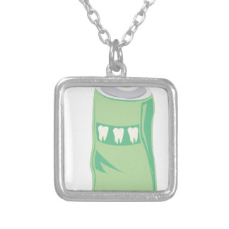 Crema dental colgante cuadrado