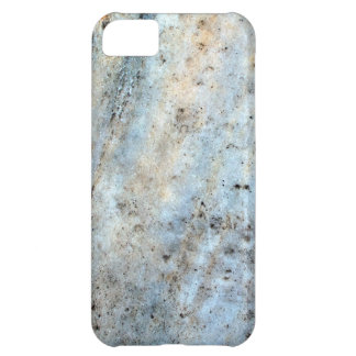 Creme and Grey Marble Cover For iPhone 5C