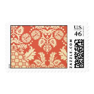 Crème Brulee-BRO17 Stamp