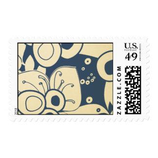 Crème Brulee-KIT02 Postage Stamp