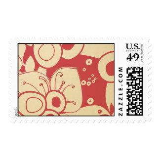 Crème Brulee-KIT99 Postage Stamp