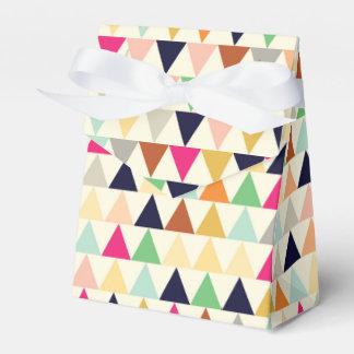 Crème De La Crème - caja de los triángulos Cajas Para Regalos