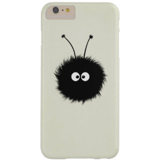 Creme Fluffy Cute Dazzled Bug Barely There iPhone 6 Plus Case