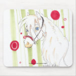 cremello looking mousepads