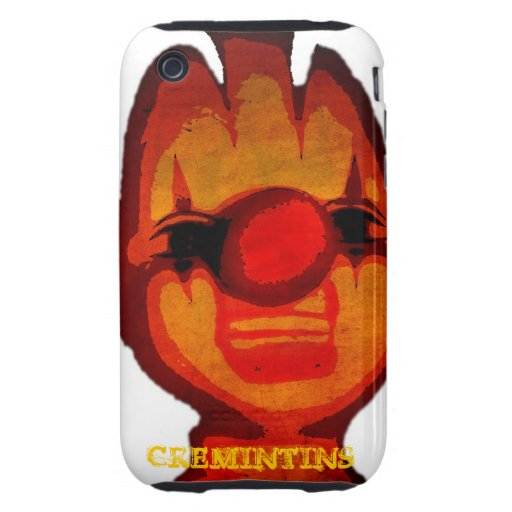 Cremintins Case-Mate Tough™ iPhone 3G/3GS Cases iPhone 3 Tough Covers