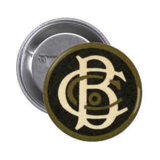 Cremo Brewing Co. Logo Button