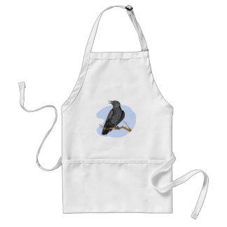 Crennie Crow Adult Apron