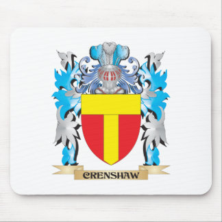 Crenshaw Coat of Arms - Family Crest Mouse Pad