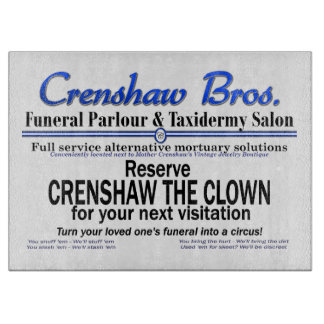 Crenshaw The Clown