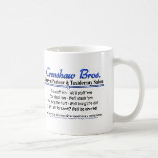 Crenshaws Jingle Classic White Coffee Mug