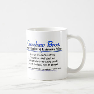 Crenshaws Jingle Coffee Mug