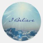 Creo al pegatina