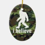 Creo - Bigfoot con Forest Green Camo Adorno Para Reyes