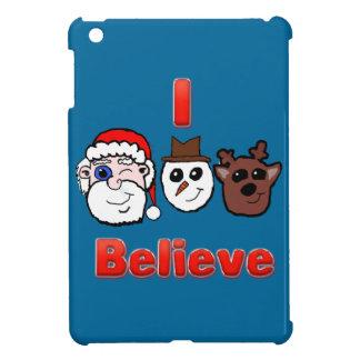 Creo caso de Ipad de los caracteres del navidad el iPad Mini Coberturas