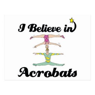 creo en acróbatas