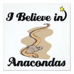 creo en anacondas comunicados personales