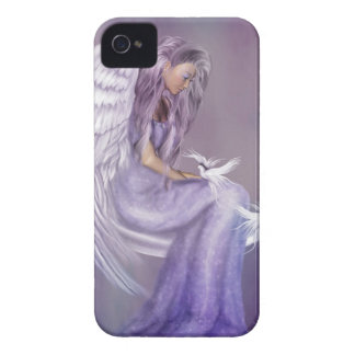 Creo en ángeles Case-Mate iPhone 4 protectores
