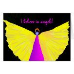 ¡Creo en ángeles! Felicitaciones