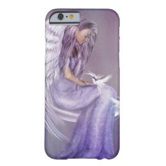 Creo en ángeles funda para iPhone 6 barely there