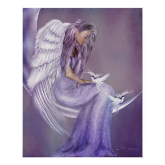 Creo en ángeles impresiones