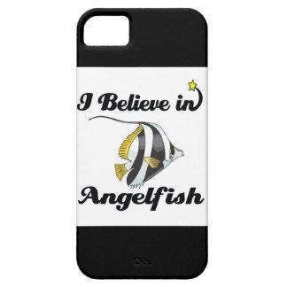 creo en angelfish iPhone 5 coberturas
