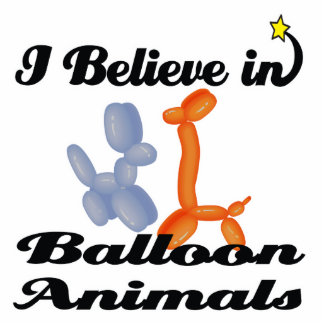 creo en animales del globo fotoescultura vertical