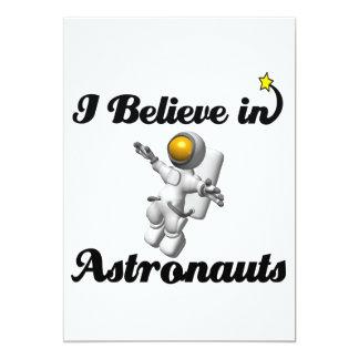 creo en astronautas comunicados
