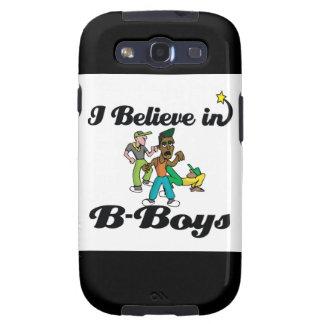 creo en B-muchachos Galaxy S3 Carcasas