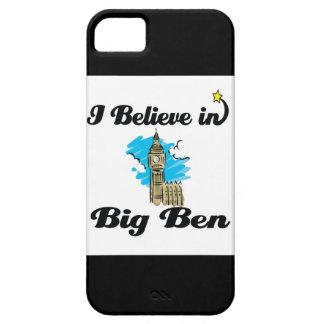 creo en ben grande iPhone 5 carcasa