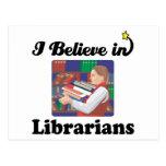 creo en bibliotecarios postales