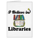 creo en bibliotecas tarjetón