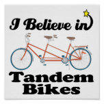 creo en bicis en tándem impresiones