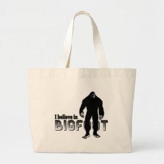 Creo en BIGFOOT Bolsa De Mano