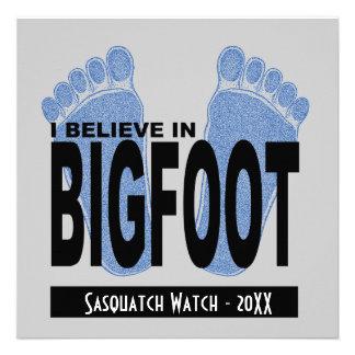 Creo en Bigfoot Comunicados