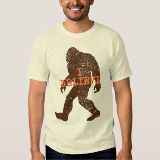 Creo (en Bigfoot) la camiseta Remeras