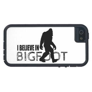Creo en Bigfoot Sasquatch divertido iPhone 5 Fundas