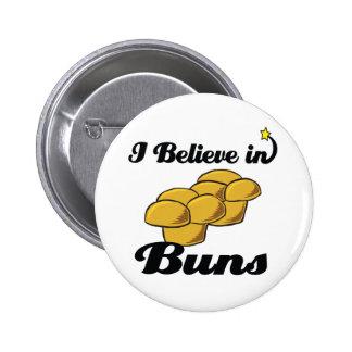 creo en bollos pin redondo 5 cm