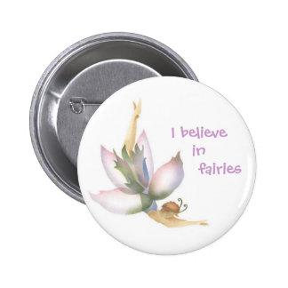 Creo en botón de las hadas