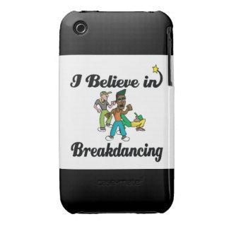 creo en breakdancing iPhone 3 protector
